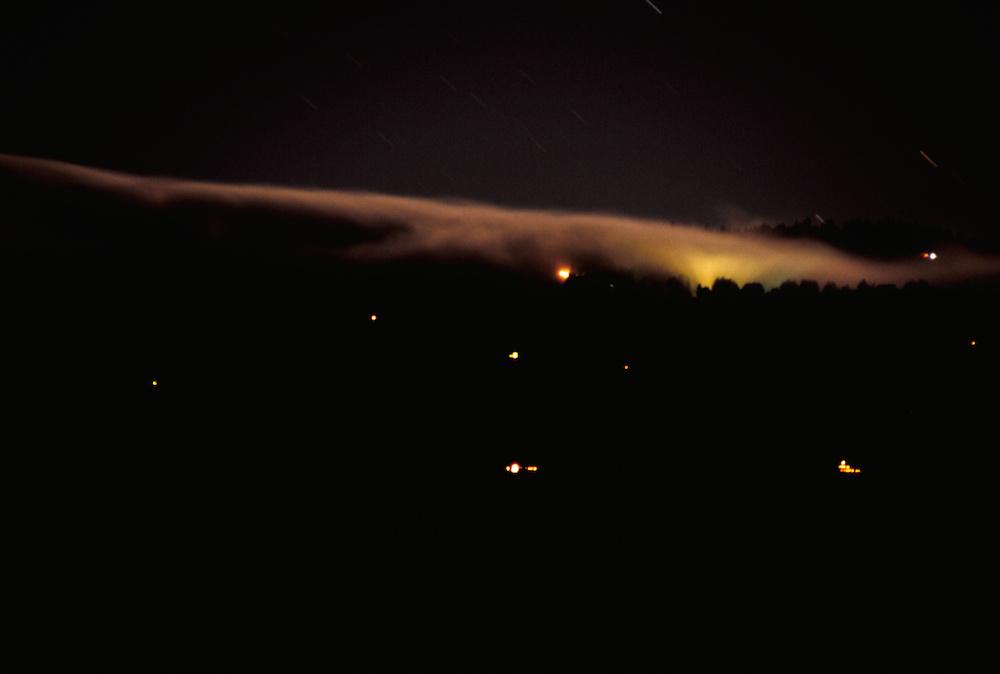 Alien fog