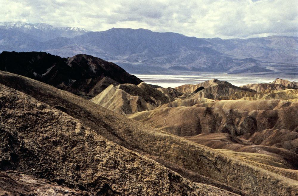 Death Valley #1: Zabriskie Point