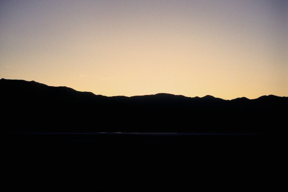 Death Valley #4: Dusk