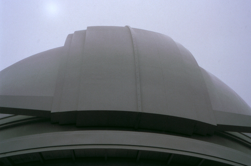 Observatory roof