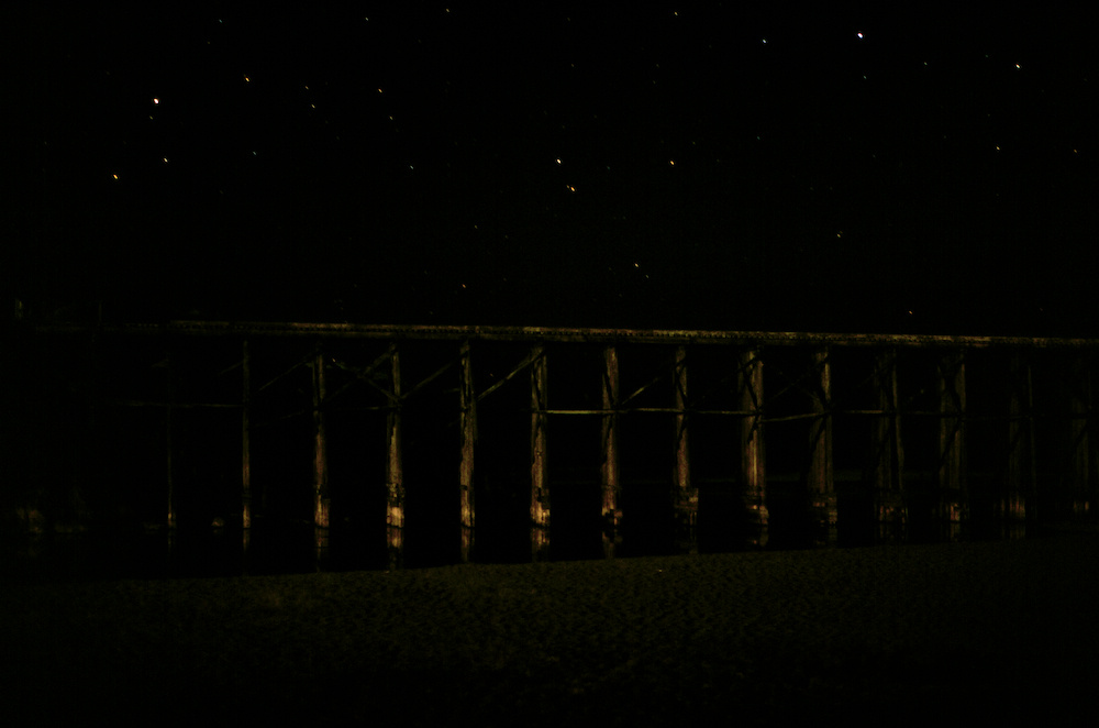 Creepy trestle