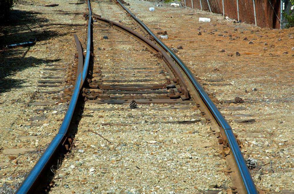 Bad track