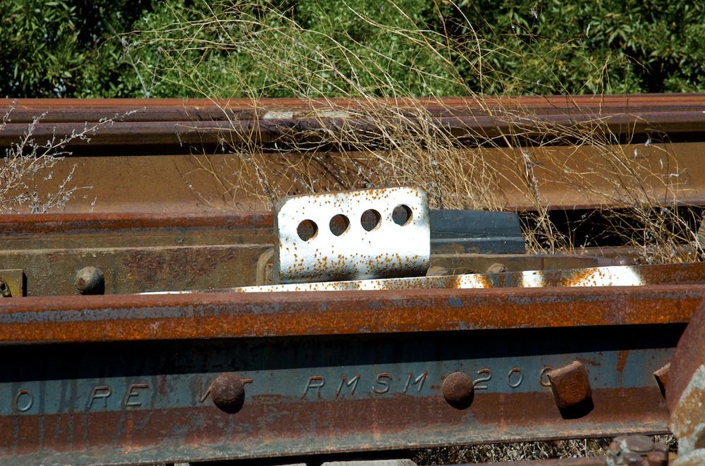 Scrap track
