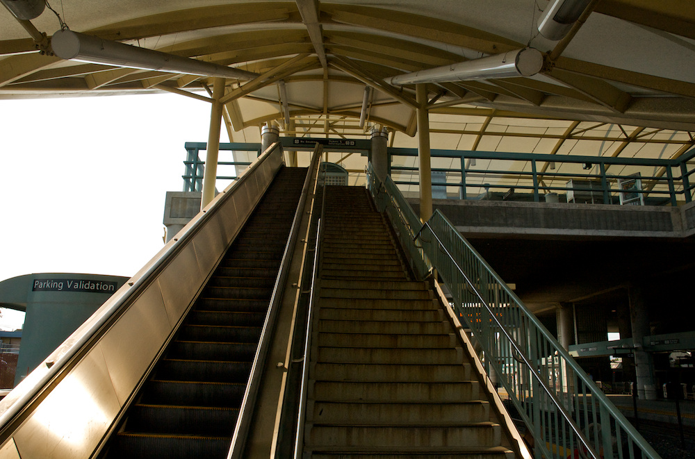 More Millbrae stairs