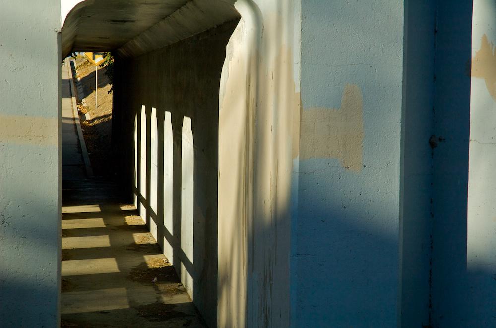 Afternoon passageway
