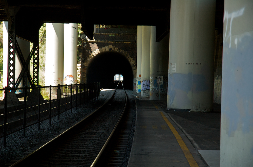 Tunnel #1