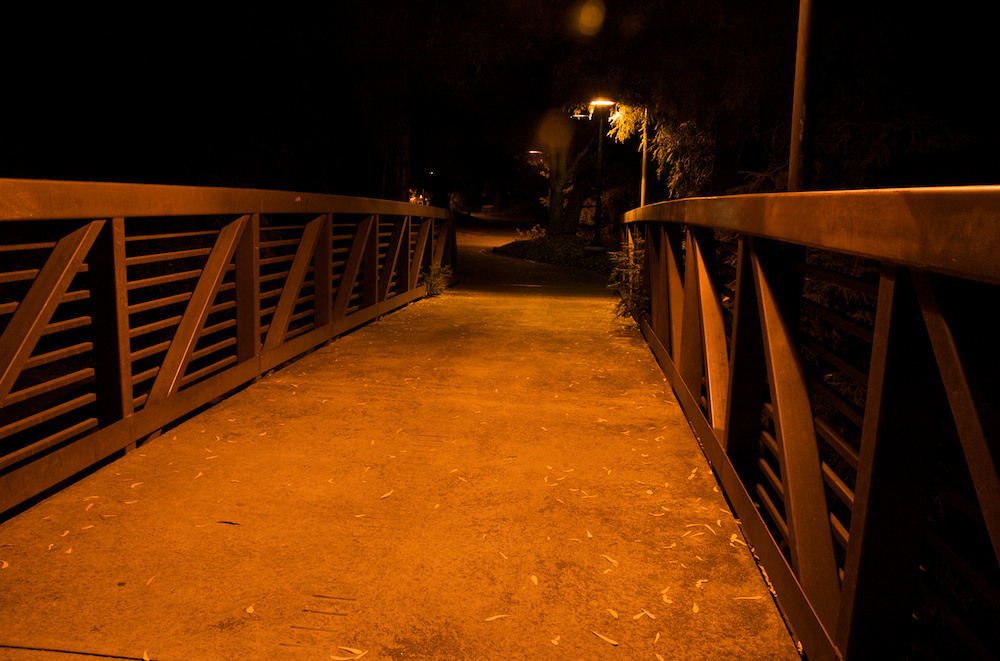 Bridge to El Palo Alto