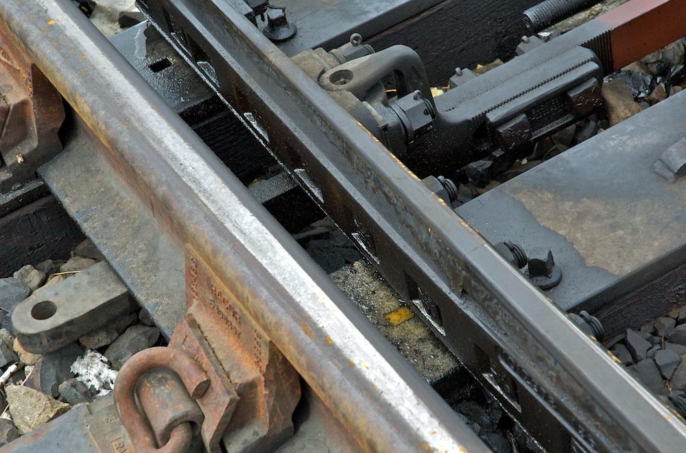 Oily guardrail