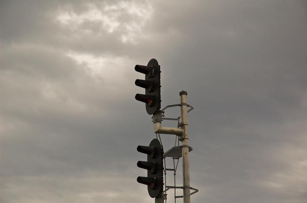 Overcast signals