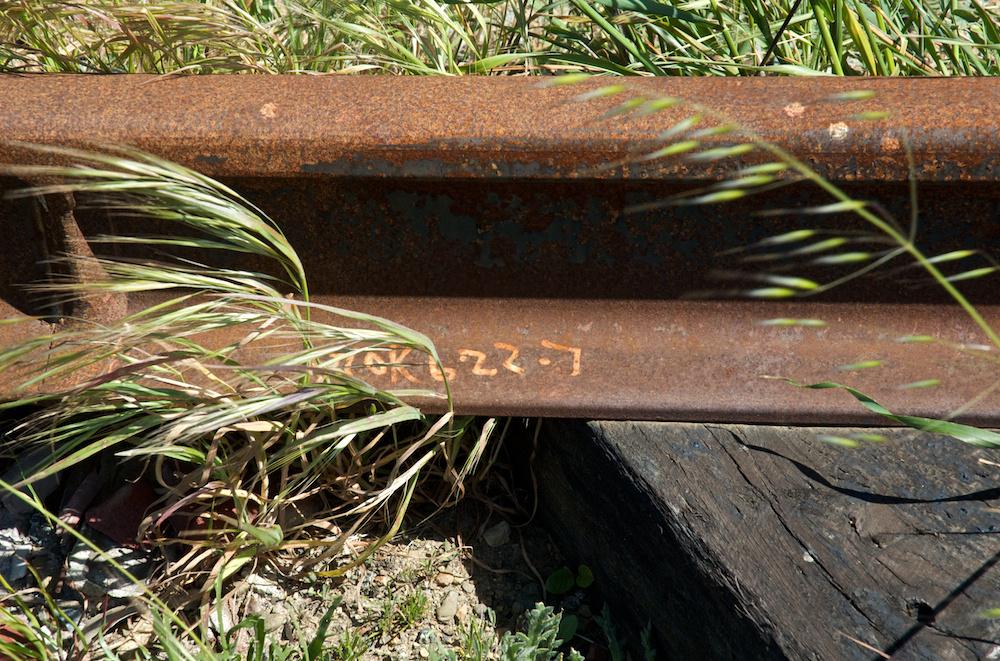 Grassy rail