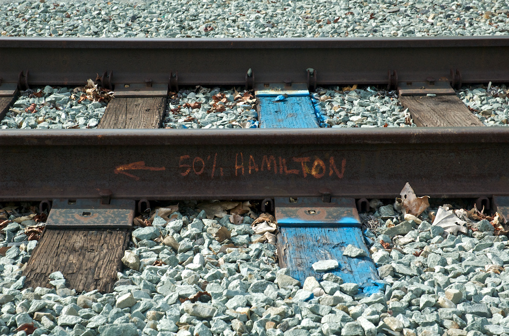 50% Hamilton