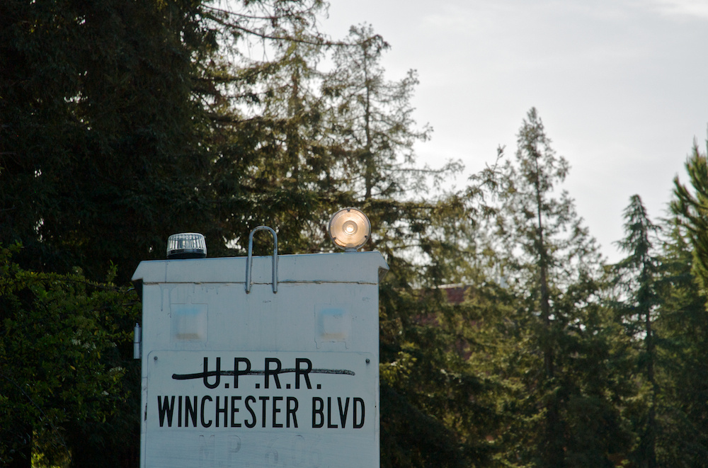 UPRR Winchester Blvd