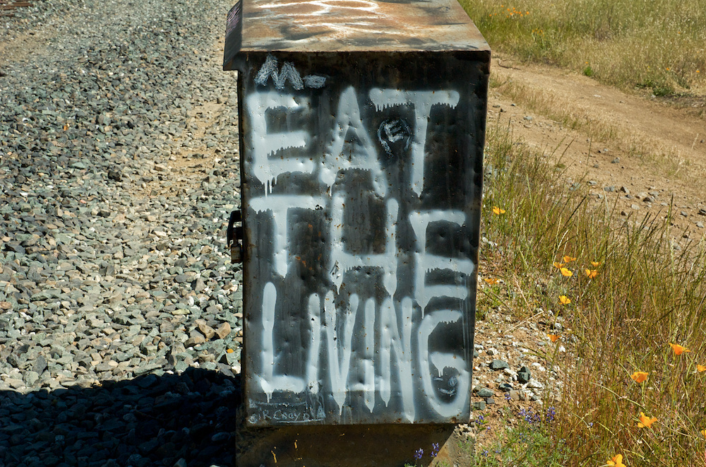 Eat the living