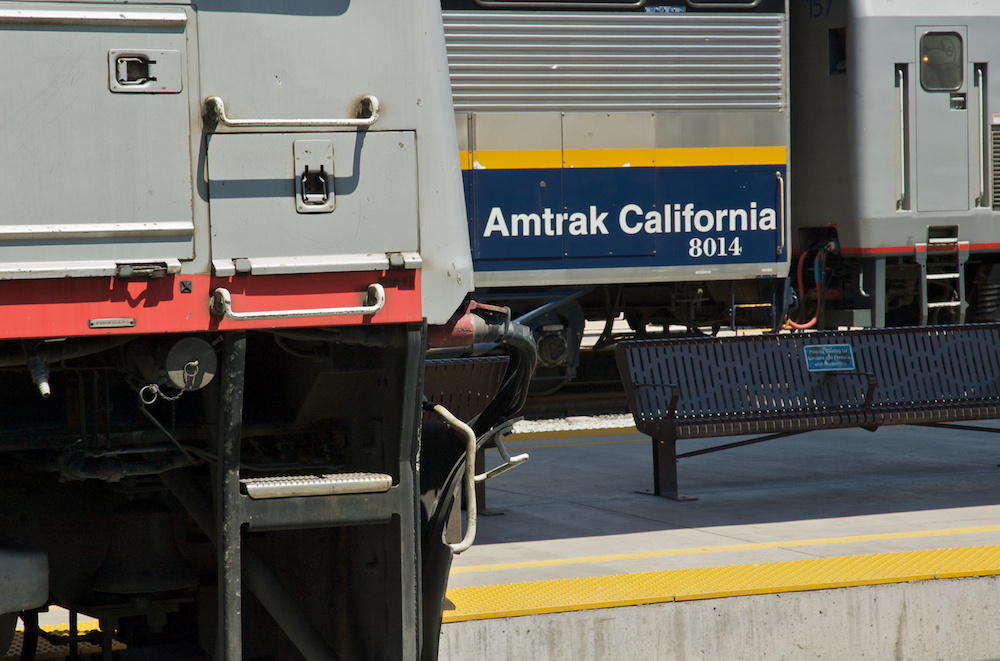 Amtrak California 8014