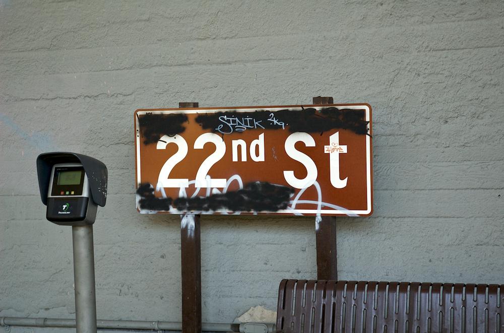 22nd St
