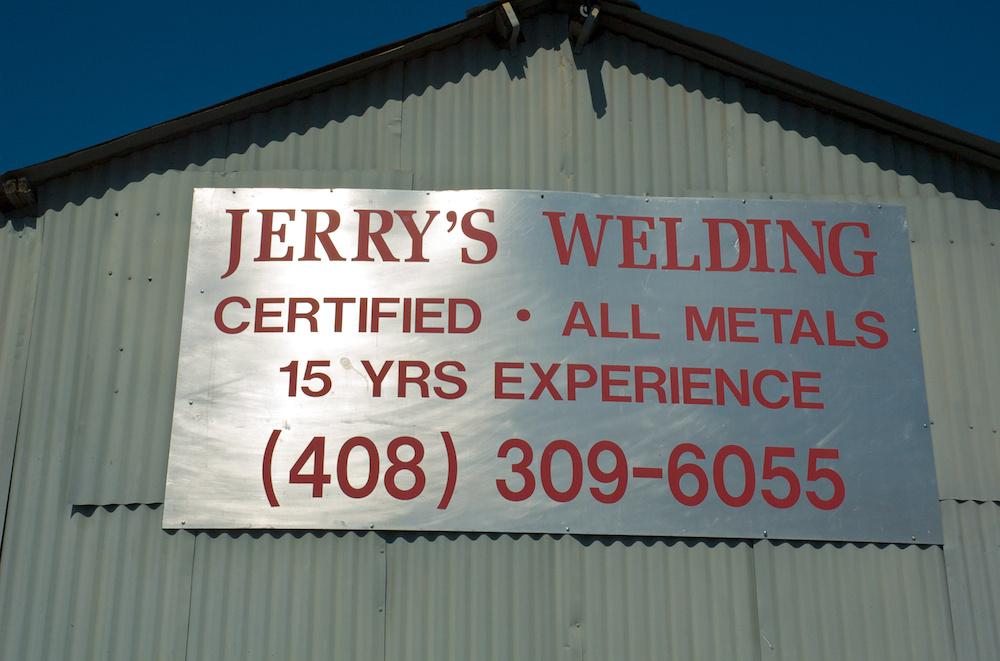 Jerry's Welding