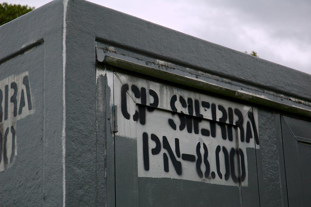 CP Sierra PN-8.00