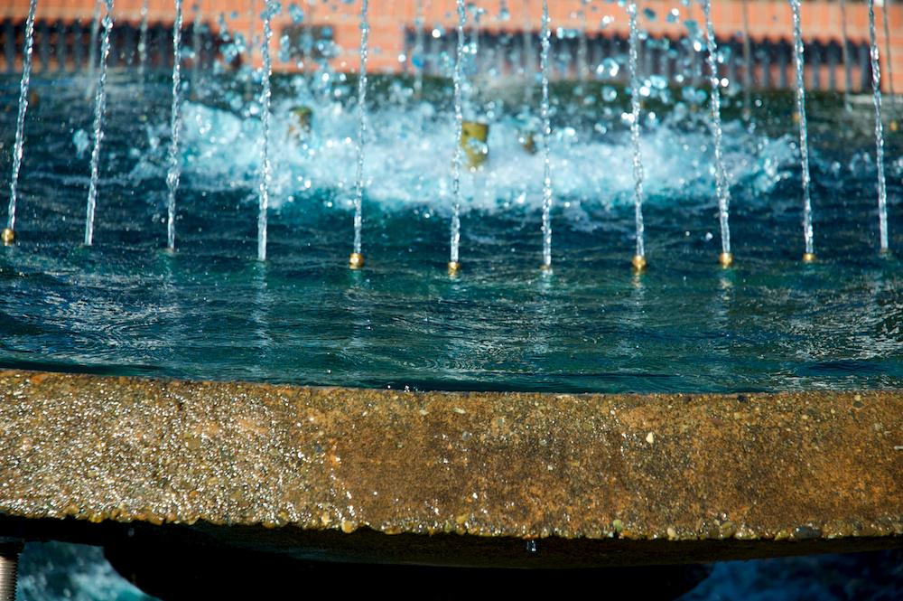 That fountain