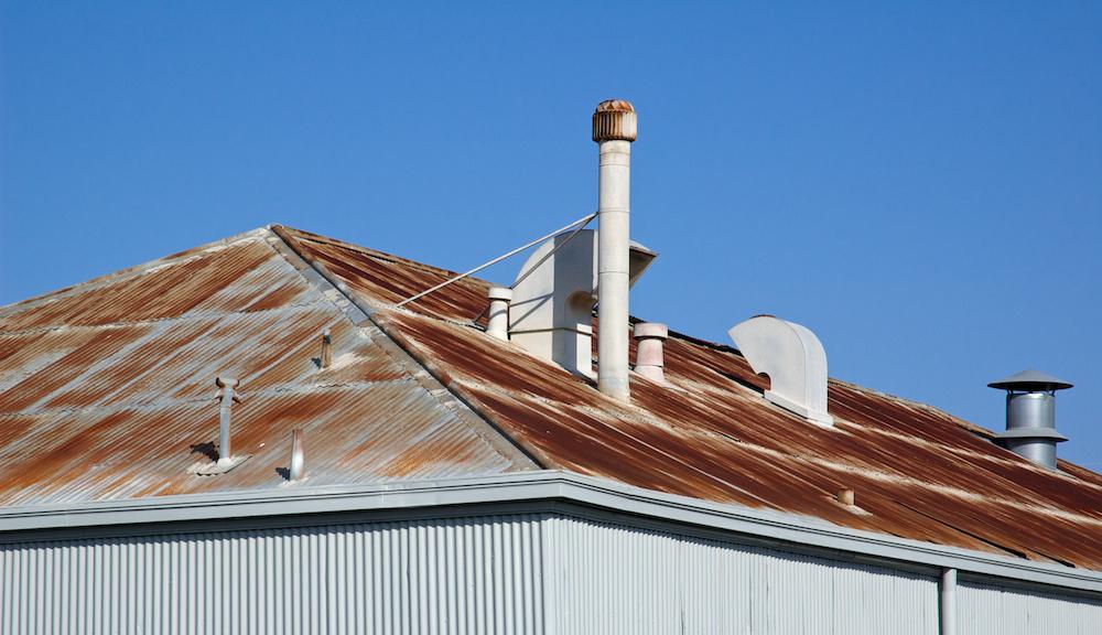 Rusty roof #2